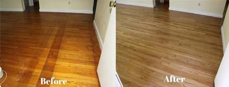 Benefits of Refinishing Hardwood Floors